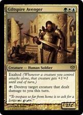 GILTSPIRE AVENGER Conflux MTG Gold Creature — Human Soldier RARE