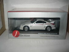 J COLLECTION NISSAN 350Z NISMO S-TUNE GT WHITE JC113    OLD STOCK