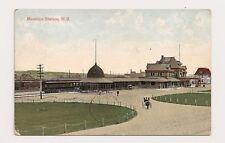 NEW BRUNSWICK Moncton Train Station