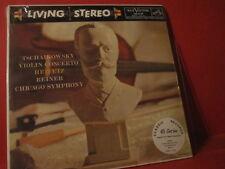 "REINER-HEIFETZ""TCHAIKOVSKY-VIOLIN CONCERTO""(180GRAM-CLASSIC/45RPM-LP-SET/SEALED)"