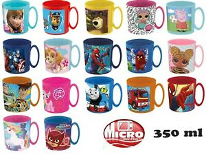 Minecraft/LoL/Paw Patrol /Frozen /Bing Kids Cup Official Microwavable 2 min