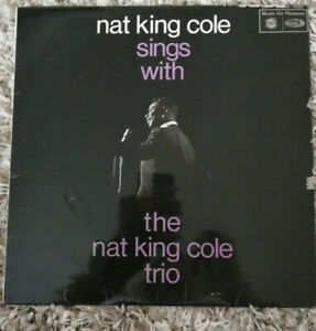"""Nat King Cole Sings With The Nat King Cole Trio - 12"""" Vinyl LP Record MFP1129"""