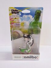 New Nintendo Chibi Robo Zip Lash Amiibo 3DS - Wii U Super Smash Bros Box Creased