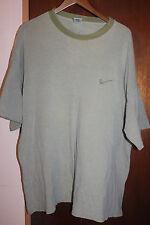 Vintage Nike Men's Lime Green T Shirt Size XXLT RN 56323 CA 05553