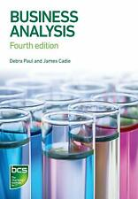 Business Analysis by Debra Paul, James Cadle 9781780175102 - 4th edition - 2020