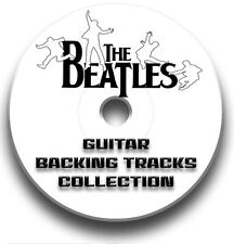 THE BEATLES STYLE ROCK GUITAR MP3 BACKING JAM TRACKS CD ANTHOLOGY LIBRARY