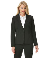 Laundry By Shelli Segal One Button Curved Back Jacket  Size 2 MRSP $129.00