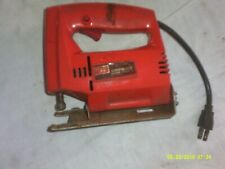 OLD USED TWO SPEED SHOPMATE SABRE ELECTRIC HAND SAW
