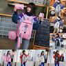 5pcs/set Womens Large School Bags For Teenage Girls Mochila Feminina Backpack