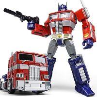 TRANSFORMERS - Optimus Prime MPP 10 Figura de Accion 31 cm Wei Jiang, colección