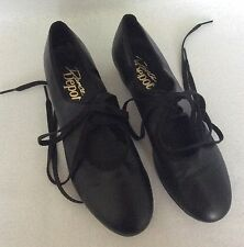 Dance Depot ladies tap dancing shoes size 5