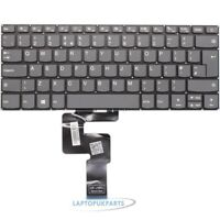 Replacement For Lenovo IdeaPad 320S-14IKB Type 80X4 Black UK Notebook Keyboard
