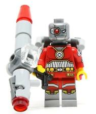 LEGO DC COMICS SUPER HEROES DEADSHOT MINIFIGURE - SPLIT FROM SET 76053