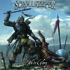 SCROLLKEEPER - Path to Glory (NEW*US METAL*PRIVATE PR.*VISIGOTH*JUDAS PRIEST)