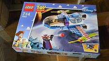 Lego Toy Story - Buzz Star Command Space Ship 7593 ** NEW sealed **