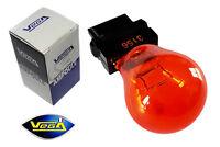 ✨ 1 Ampoule Vega® Clignotant PY27W 3156 Orange inaltérable teinté masse 12V ✨