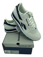 Reebok Classic Leather Anodized Perforated Men's Trainers Running Shoes - White