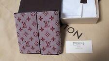 Authentic New LOUIS VUITTON Wallet Monogram Mini Cherry! Great Gift!