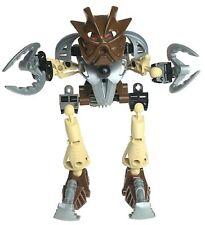 Lego 8568 Bionicle Mata Nui Toa Nuva Pohatu Nuva complet de 2002 -C64