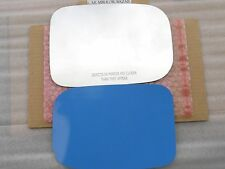 B216R 73-02 CHEVY GMC VARIOUS MODEL Mirror Glass CONVEX Passenger Side +Adhesive