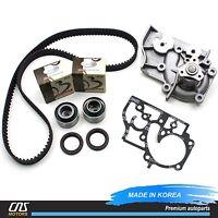Engine Timing Belt Water Pump Kit Fits 1998-2004 Kia Sephia Spectra 1.8L FB⭐⭐⭐⭐⭐
