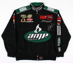 Dale Earnhardt Jr 88 Amp Energy National Guard Coat Jacket Mens 4XL