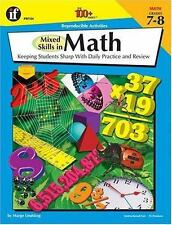 Mixed Skills in Math : Keeping Students Sharp with Daily Practice and Review...