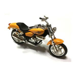 MOTORMAX 76205-419 Honda Magna Orange Scale 1:18 Model Motorcycle New !°