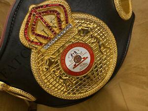 High Quality A+ WBA Champion Ship boxing Belt Adult size Replica