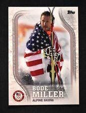 2018 Topps US Winter Olympics Base #us-1 Bode Miller