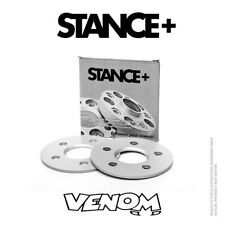 Stance+ 6mm Alloy Wheel Spacers (5x112) 57.1 Audi A3 S3 (2003-2019) 8P 8V