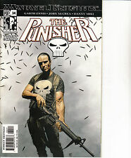The Punisher-Vol 4 Issue 34-Marvel Comic