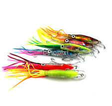 New 14cm Octopus Squid Jig Fishing Lures Fishing Tackle Lures Fishing Baits FR