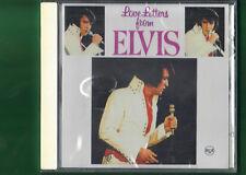 ELVIS PRESLEY - LOVE LETTERS FROM ELVIS  CD NUOVO SIGILLATO
