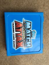 Match Attax Case with cards, Limited Edition Club cards 100s Of Cards Rare