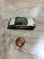 Vintage MATCHBOX LESNEY #33 FORD ZEPHYR 6 Toy Car As Is