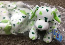 (1). webkinz clover puppy brand new sealed tag. never played with.