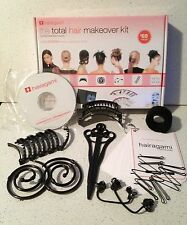 Hairagami Total Hair Makeover Kit Styling Accessories Headwear for Women