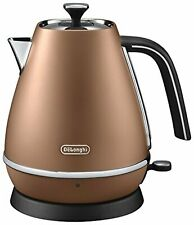 DeLonghi Distinta Collection Electric Kettle 1.0L Style Copper KBI1200J AC100V
