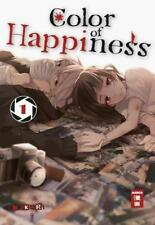 Color of Happines 1 - Manga - Egmont - Hakuri - NEUWARE