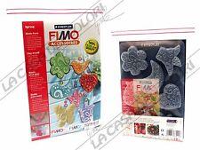 FIMO - STAMPO PER MODELLARE - MOTIVI PRIMAVERILI - SPRING