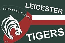 LEICESTER TIGERS FLAG 35X53 inches (90X135cm)