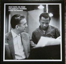 Mosaic 164 Miles Davis/Gil Evans: Complete Columbia Studio Recordings Book Only
