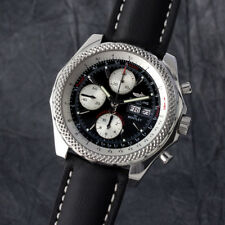 Breitling For Bentley GT Day Date Chronograph Automatik Stahl A13362 VP: 7760,-€