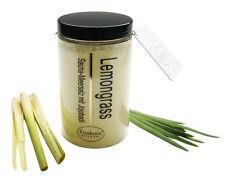 Sauna Salz Lemongrass Meersalz mit Jojobaöl Körperpeeling 400 G