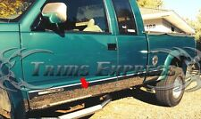 """1988-1998 Chevy/GMC C/K Pickup Extended Cab Short Bed Rocker Panel-10Pc 6.25""""W/F"""