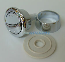 Wirquin 19008001 Blanco backnut pre 2007 jollyflush Dual Flush Push Button