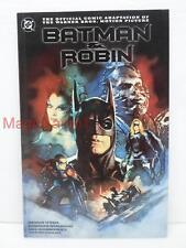 DC Comics Batman & Robin PAPERBACK Book TPB