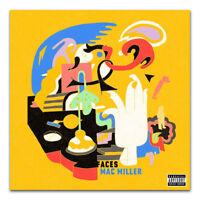 K-309 Mac Miller Music Angel Rapper Star Fabric Poster 20x30 24x36