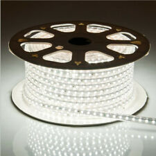 24V White LED Rope Strip Light 2835 SMD 120LED/M IP67 Waterproof Flexible Lamp
